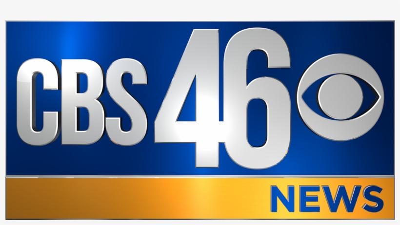Cbs46 News Logo - Cbs 46 Atlanta Logo PNG Image