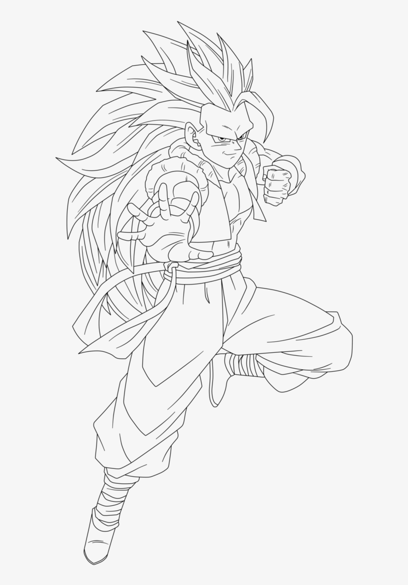 Dragon Ball Z coloring pages | Free Coloring Pages | 1174x820