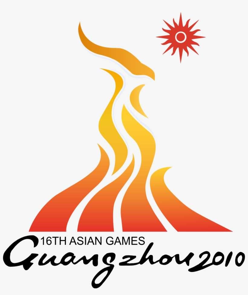 Asian Games Guangzhou 2010 PNG Image