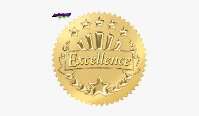 Certificate Gold Seal Psd