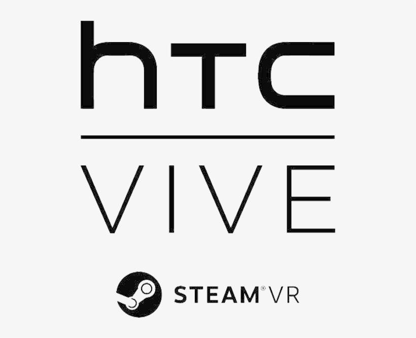 Vive Logo 720 - Htc Vive Steam Vr Logo PNG Image
