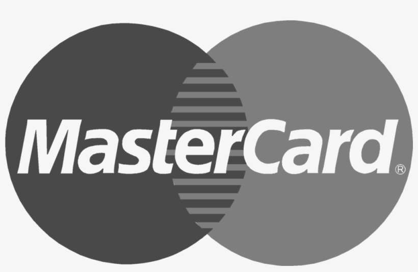 Mastercard-logo - Mastercard Black And White PNG Image