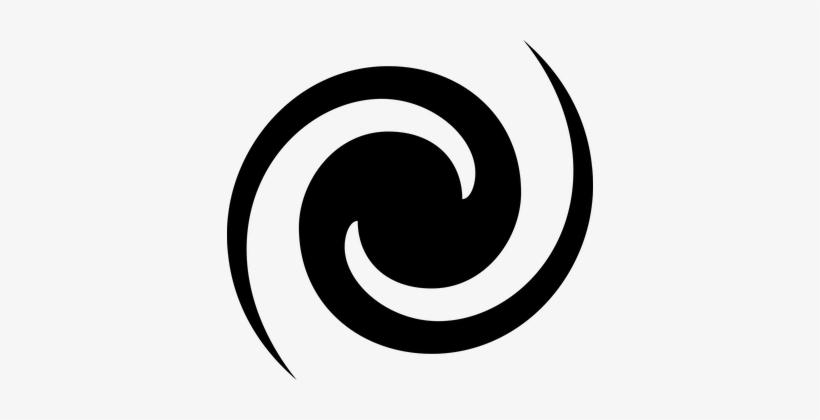Elliptical galaxy. Spiral clipart circle png