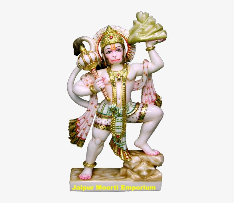 Hanumanji Hanuman Murti Png Png Image Transparent Png Free