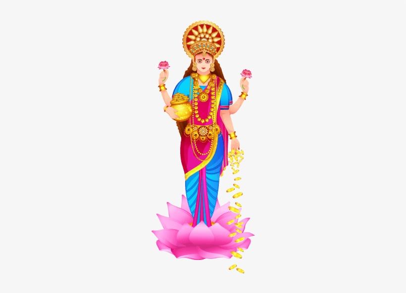 Aarti Shri Lakshmi Ji Laxmi Mata Png Png Image Transparent Png Free Download On Seekpng