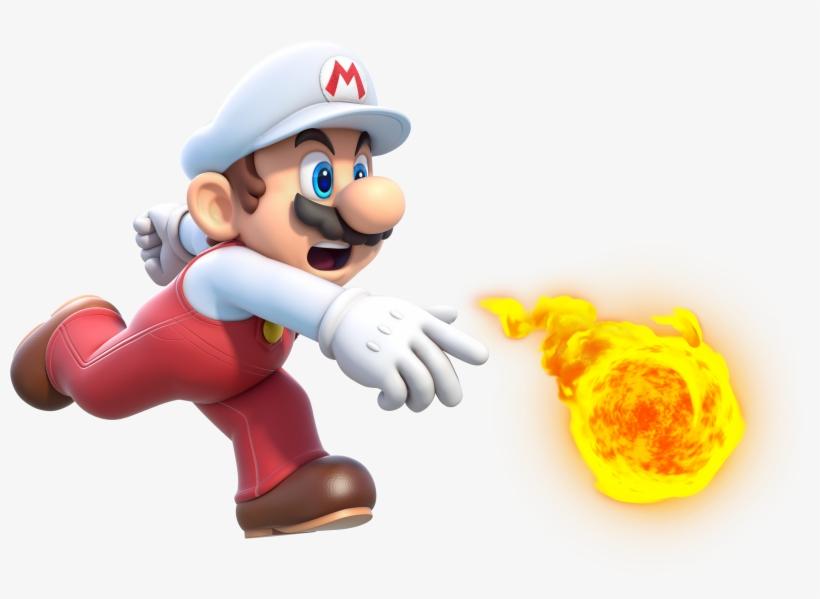 Super Mario 3d World Fire Mario PNG Image   Transparent PNG