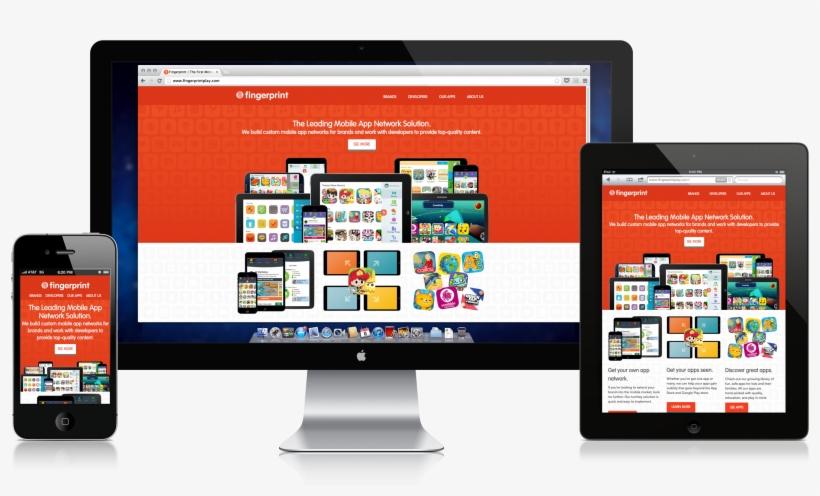 Website Images Png - Responsive Web Design PNG Image