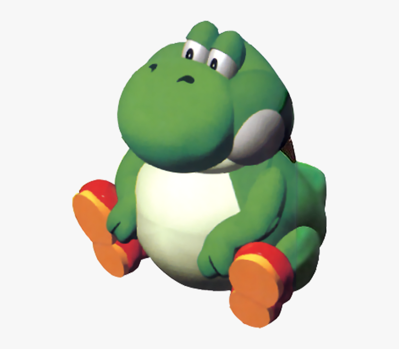 Fat Yoshi Transparent