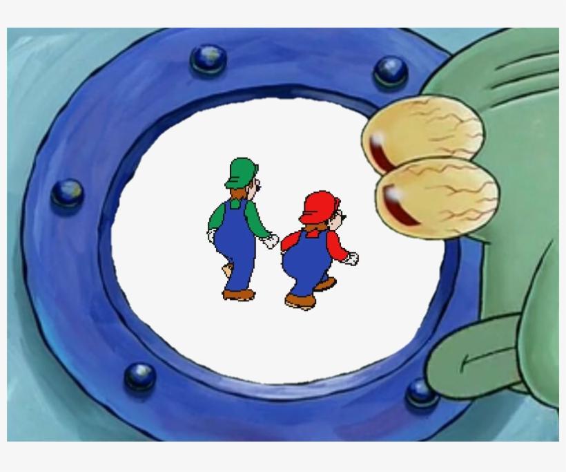 45+ Spongebob Squidward Looking Out Window Meme Terlengkap ...