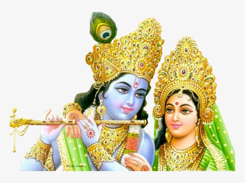 Krishna Png Image Free Download - Radhe Krishna Png Hd PNG