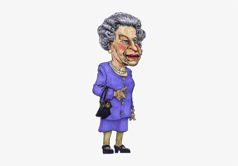 23+ Queen Elizabeth Cartoon Background