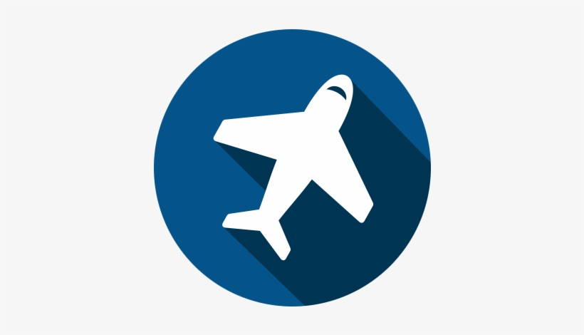 Icons 4 Airplane Icon Free Vector Png Image Transparent Png