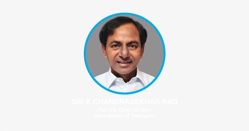 Hyderabad Welcomes You - Kcr Ktr And Harish Rao PNG Image