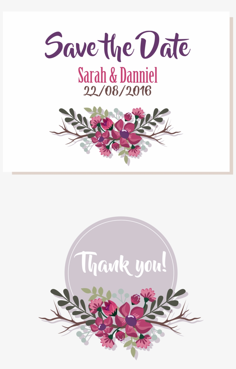 View More Wedding Invitation Card Design Png Floral Png Image Transparent Png Free Download On Seekpng