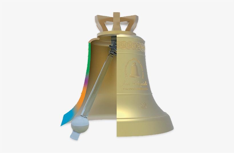 The Sound Of Our Bells Has The Highest Priority - Church Bell PNG