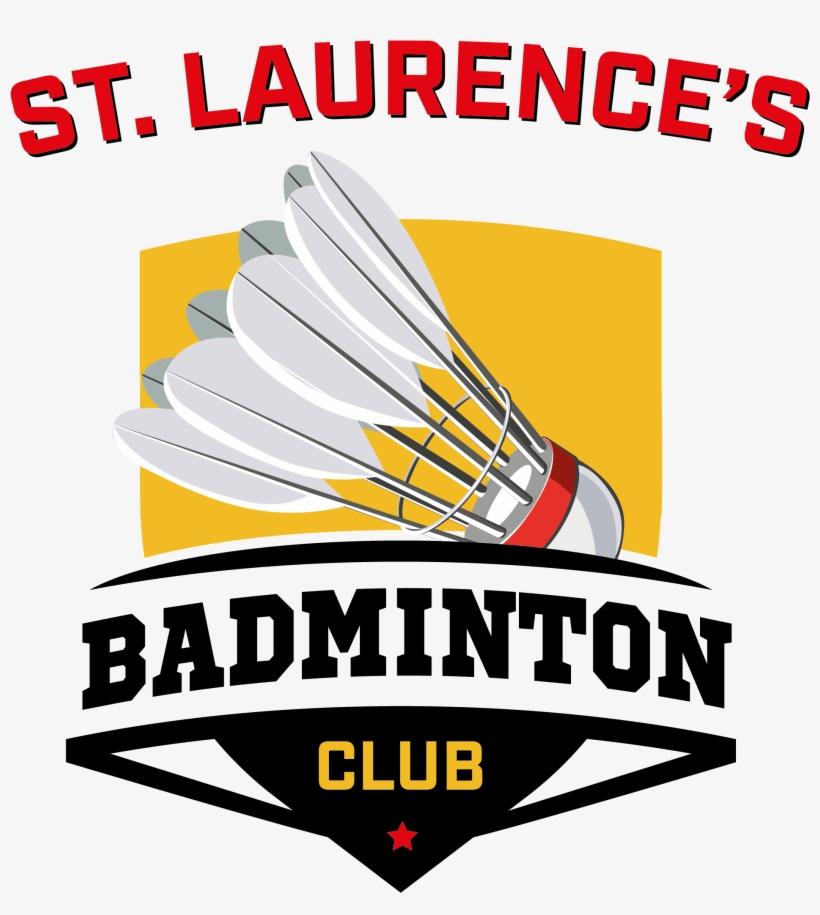 Laurence's Badminton Club Logo - Logo Badminton Club@seekpng.com