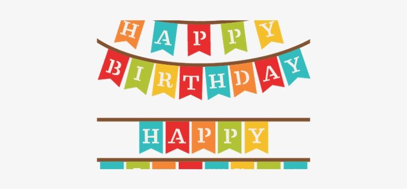 Happy Birthday Banner Backgrounds - Happy Birthday