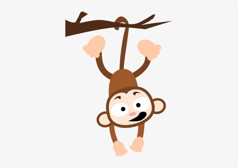 Design Toscano The Chimpanzee Hanging Baby Monkey Hanging