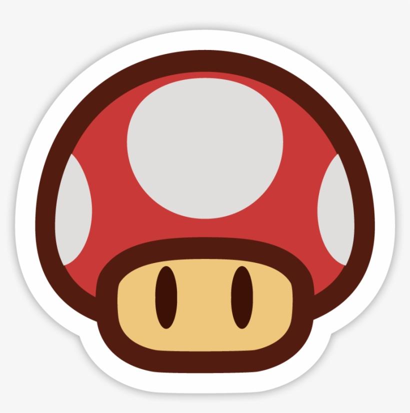 Michael Koczwara Paper Mario Sticker Star Mushroom Png Image