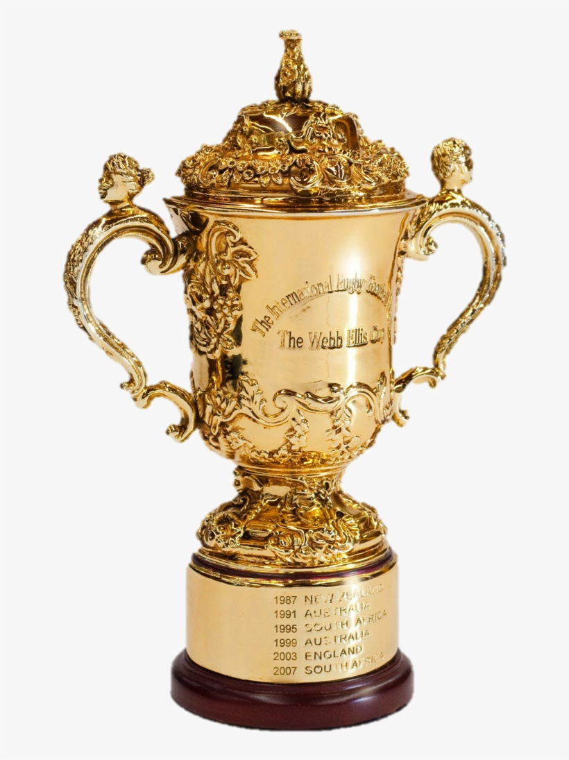 Rugby World Cup Rugby World Cup Trophy Png Png Image Transparent Png Free Download On Seekpng