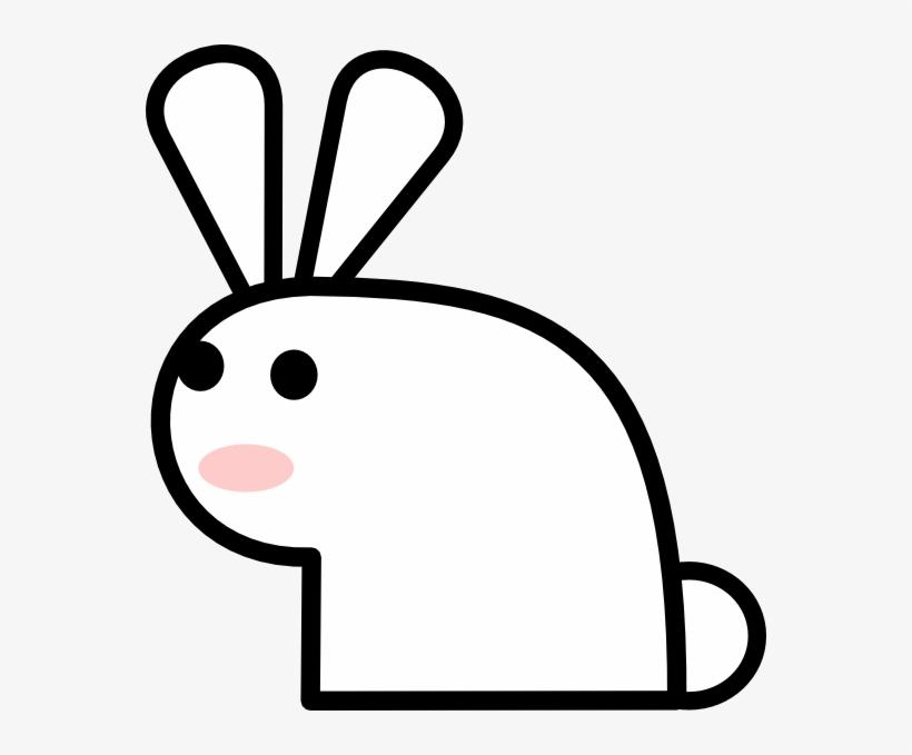 Bunny Vector Rabbit Vector - Rabbit Clip Art@seekpng.com