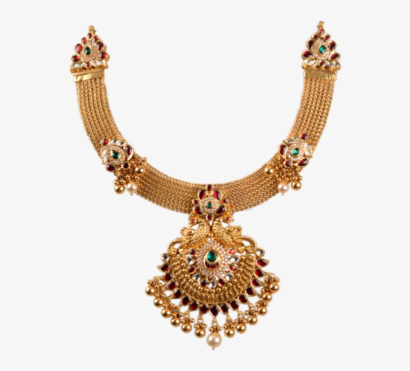 Chettinad Necklace Designs 1236 11 Necklace Png Image Transparent Png Free Download On Seekpng