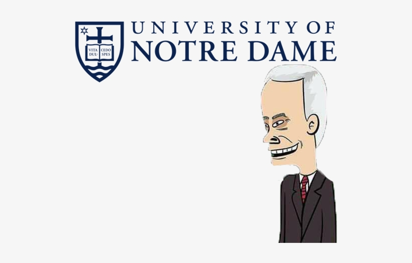 Pence University Of Notre Dame Logo Png Png Image Transparent Png Free Download On Seekpng