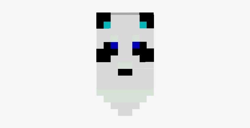 Nova Skin - Capas De Minecraft De Panda PNG Image | Transparent PNG