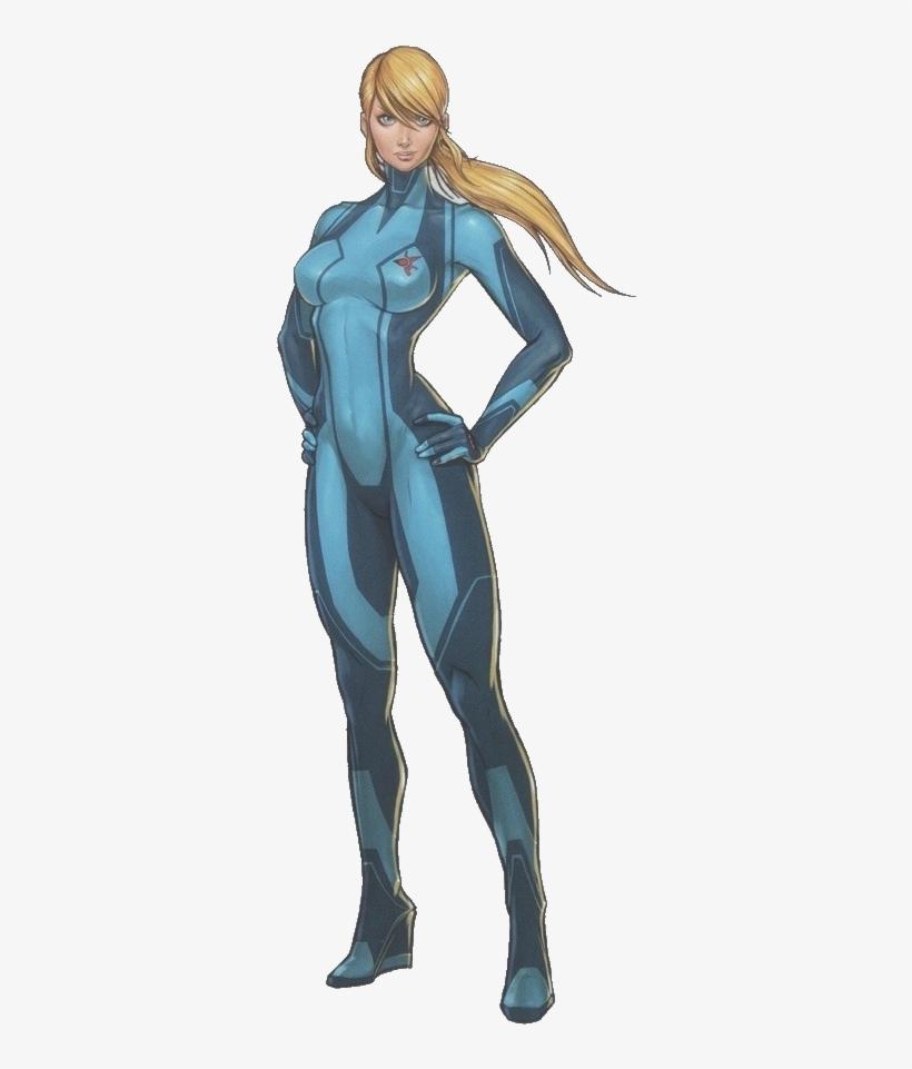 Zero Suit Samus Zero Prime Samus Smash Bros Ultimate Png