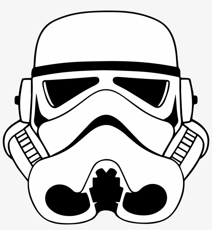 Stormtrooper Icon Png Star Wars Stormtrooper Dessin Png