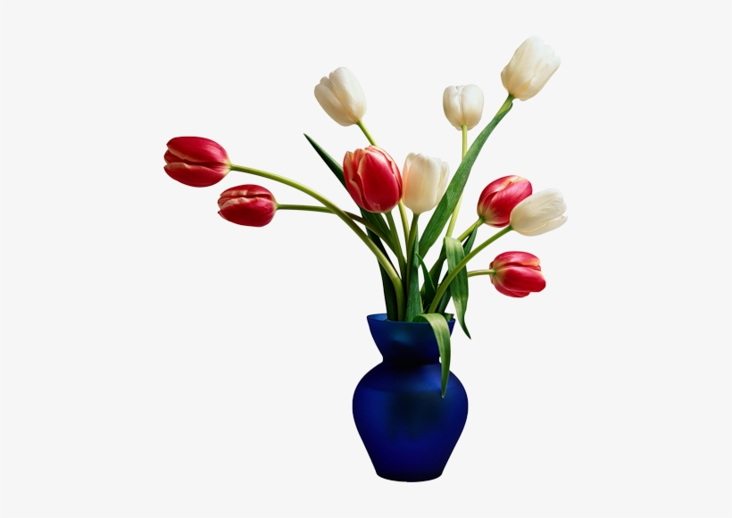 Blue Flowers Vases Simple Classic Decoration Ideas Vase With Flower Png Png Image Transparent Png Free Download On Seekpng