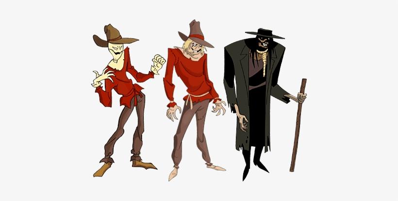 Scarecrow DC Collectibles Batman The Animated Series