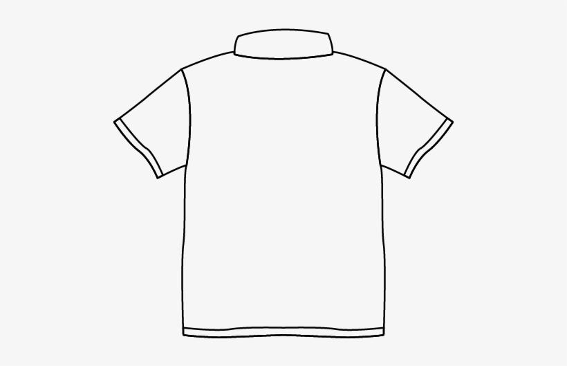 T Shirt Template Transparent Background Png Image Transparent