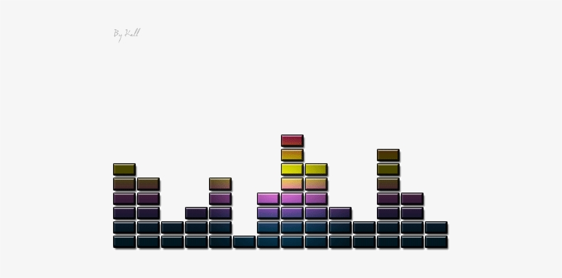 Best Gaming Music Mix - Equalizer Animation Png PNG Image