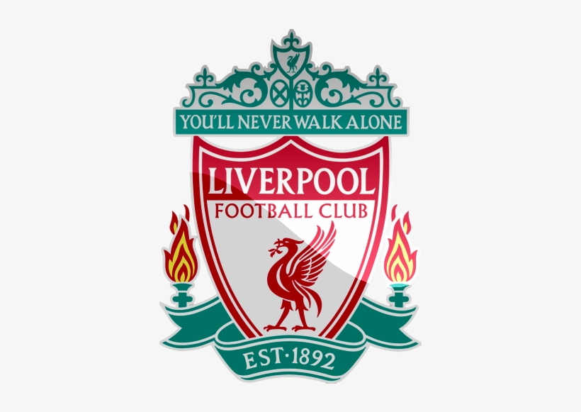 Manchester City Vs Liverpool - Logo Liverpool Dream League Soccer