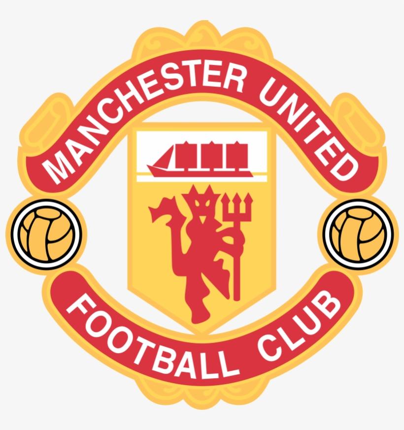 1992-93 - Manchester United Logo Dls 2018 PNG Image   Transparent