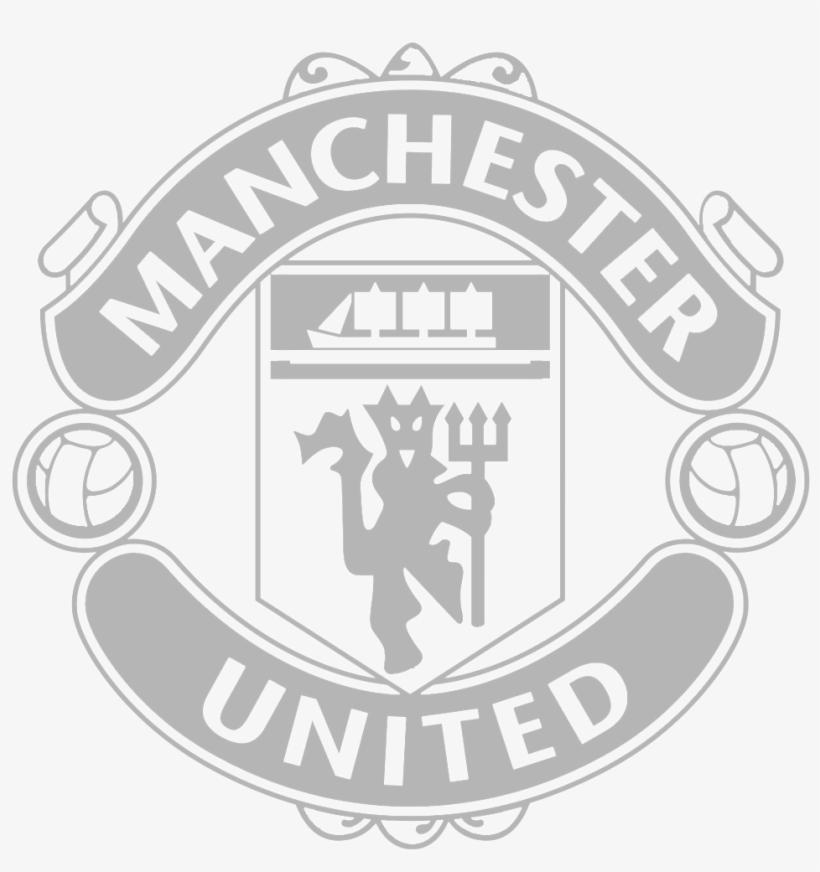 Man U Manchester United Logo Dls 2018 Png Image Transparent Png Free Download On Seekpng