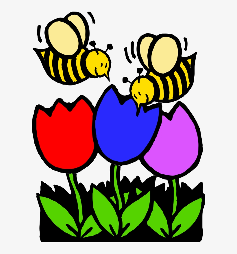 Western Honey Bee Coloring Book Colouring Pages Flower Honeybee Bee Coloring Pages Png Image Transparent Png Free Download On Seekpng