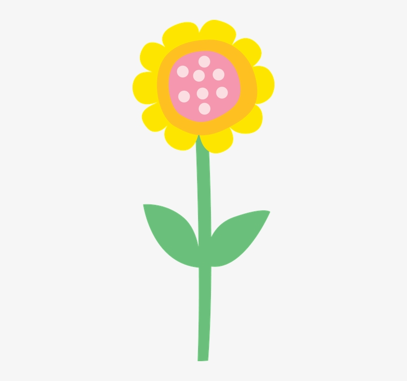 Minus Flower Clipart Cute Clipart Abstract Flowers Peppa Flower Png Png Image Transparent Png Free Download On Seekpng