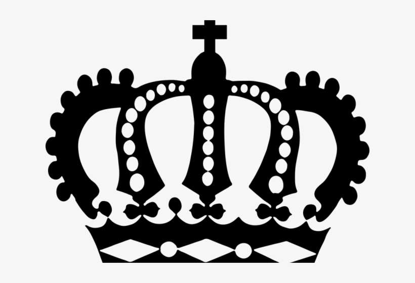 King Crown Vector Royal Crown Silhouette Png Image Transparent Png Free Download On Seekpng