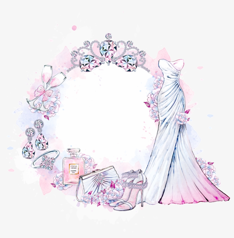 This Backgrounds Is Romantic Wedding Dress Png About Cm