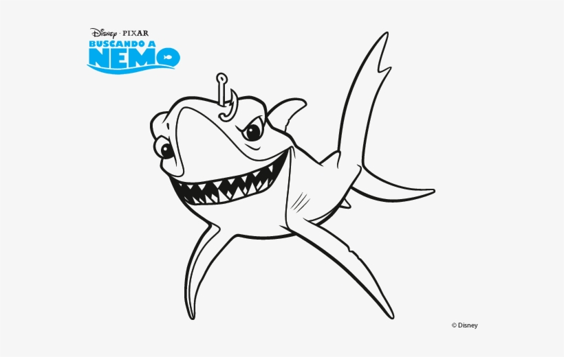 coloring book ~ Coloring Book Finding Nemo Pages Free Childrens ... | 520x820