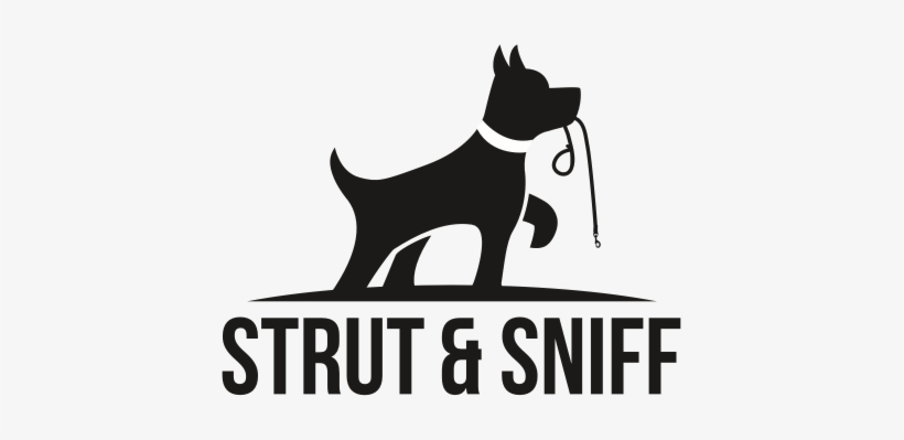 Strut And Sniff Dog Logo - Rock N Roll Star Oasis PNG Image