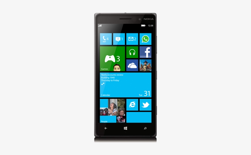 Nokia Lumia Samsung Ativ S Windows