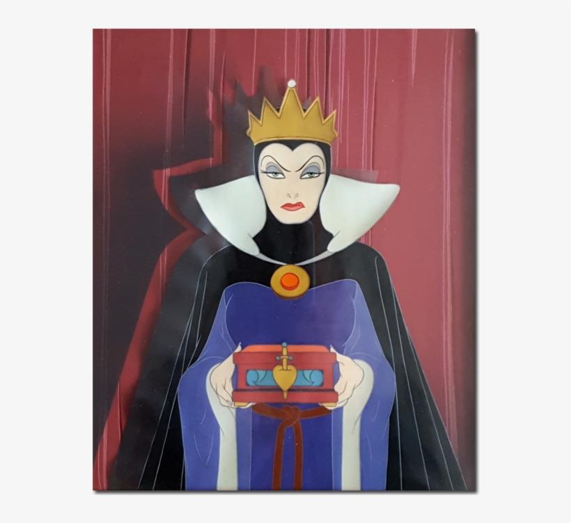 Snow White And The Seven Dwarfs 1937 Disney Studios Disney Villains 23cm Soho Evil Queen Makeup Bag Png Image Transparent Png Free Download On Seekpng