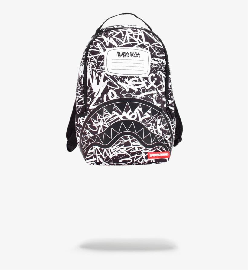 cc845920f046 Sprayground Lil Scribble Shark - Sprayground Backpack .