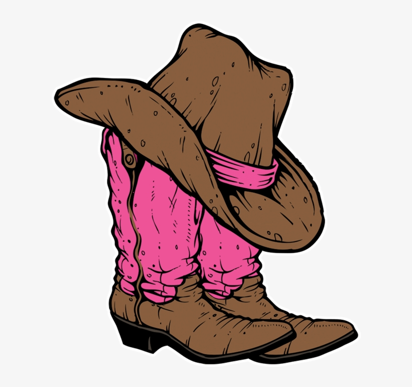 Pink Cowboy Hat Png Download Cowboy Boot Clip Art Png Image Transparent Png Free Download On Seekpng Download cowboy hat png free icons and png images. pink cowboy hat png download cowboy