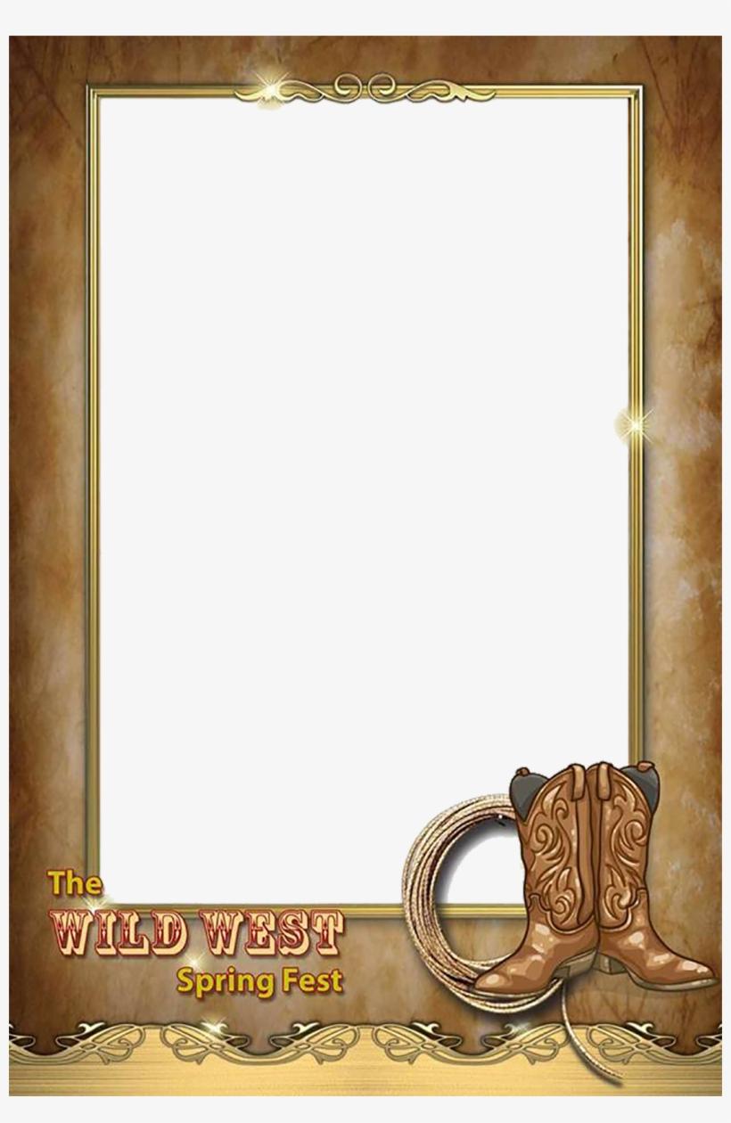 fc008edc5ee Transparent Western Frames Png PNG Image