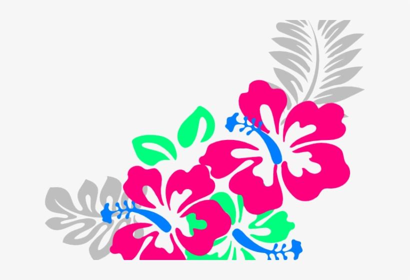 Hibiscus Clipart Corner Hibiscus Clip Art Png Image Transparent