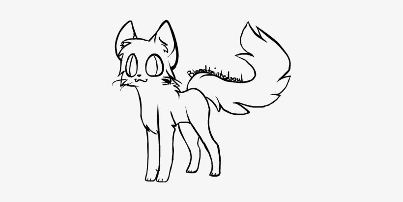 Free Cat Line Art By Bloodtaintedsoul D5p4rx1 Cute Cat Base Ms